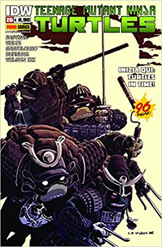 Teenage Mutant Ninja Turtles 26: Amazon.es: B. Curnow, T ...