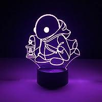 Tonberry Led Night Light for Children Final Fantasy Night Light for Kid Bedroom Decoration Light for Boy Best Gift 3D…