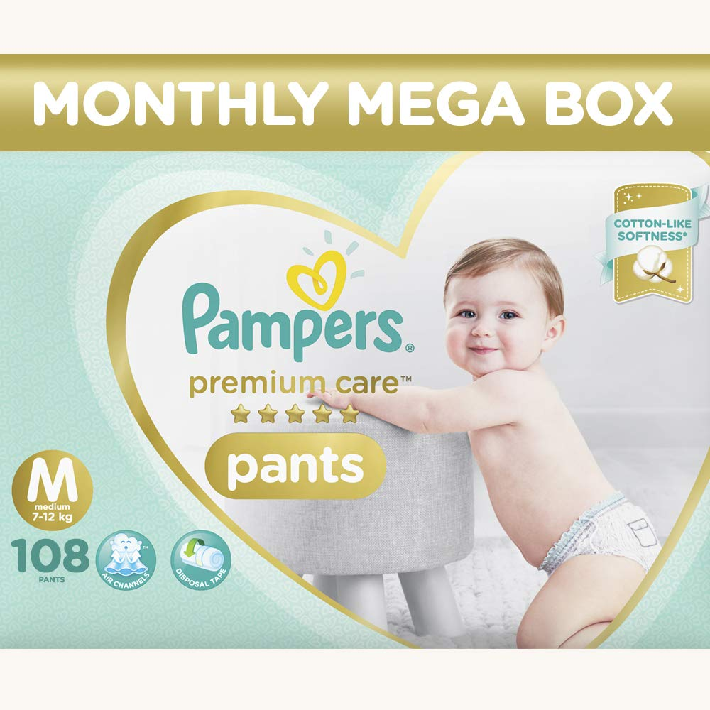 Pampers Dada: feedback from parents and pediatricians