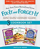#4: Fix-It and Forget-It New Slow Cooker Magic Box Set: Over 1,300 Classic, New, and Healthy Slow Cooker Recipes