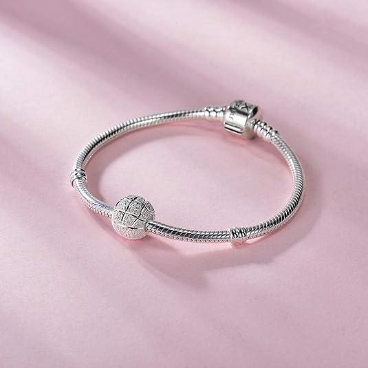 Sweet Home Charm en argent sterling 925 pour bracelet original Motif maison