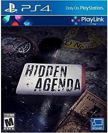 9efc6da73f05 Amazon.com  Hidden Agenda - PlayStation 4  Sony Interactive Entertai ...