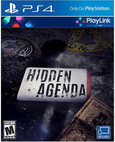 Amazon.com: Hidden Agenda - PlayStation 4: Sony Interactive ...