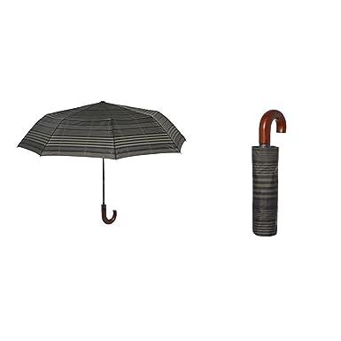 caa953a4e4729 Amazon.com   Moss Green Folding Umbrella from Perletti with ...