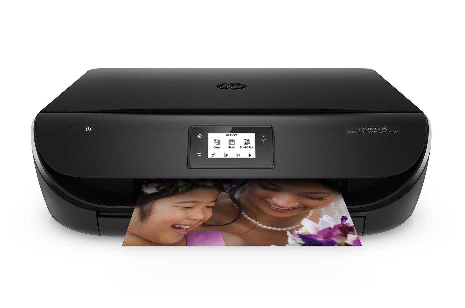 HP Envy 4516(4520) Wireless All-in-One Color Photo Print Scan Copy Printer, New