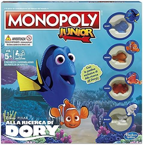 Monopoly – Juegos Finding Dory: Amazon.es: Juguetes y juegos
