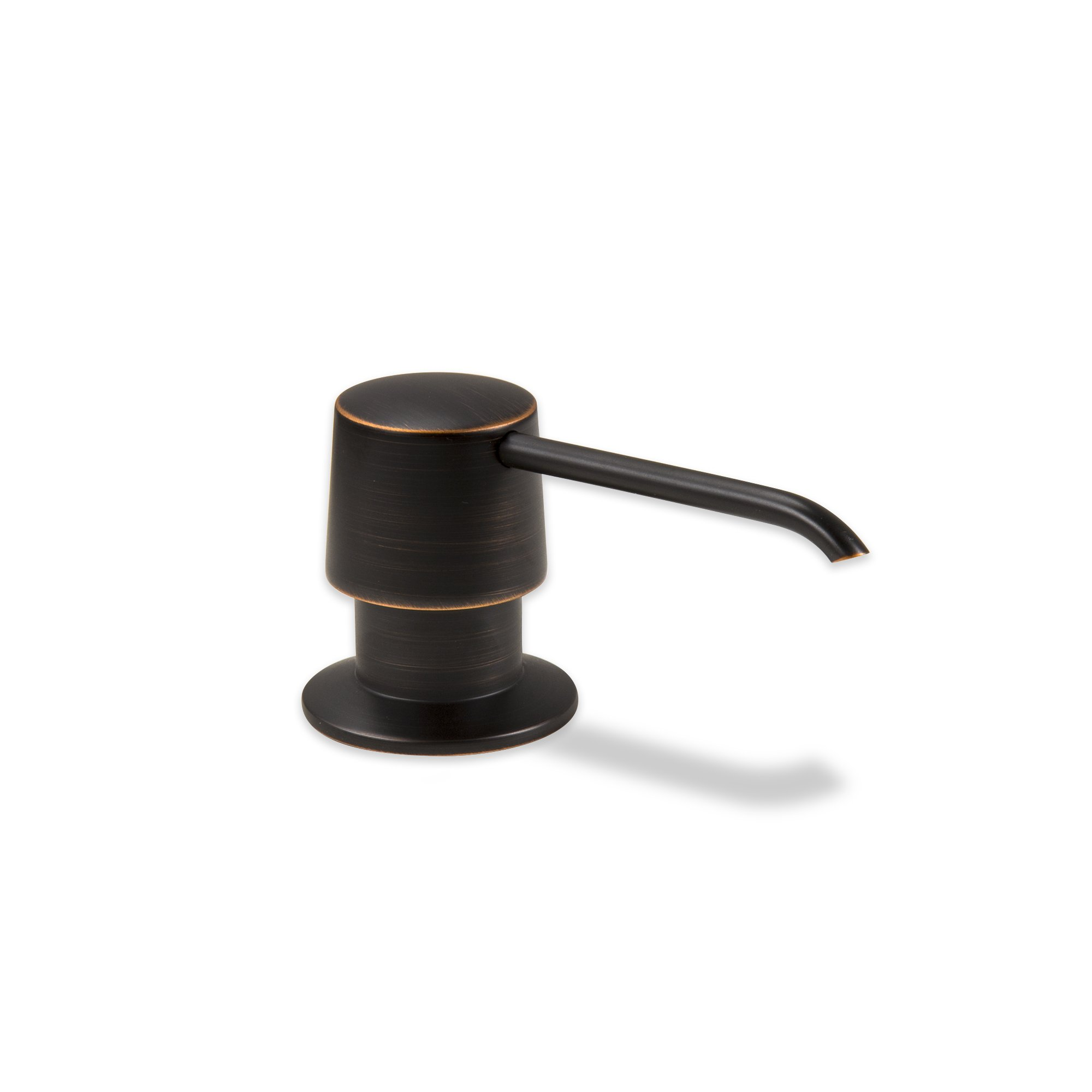 Decor Star SD-004-TO Kitchen Bathroom Sink Deck Mount Soap or Lotion Pump Dispenser Oil Rubbed Bronze by Décor Star