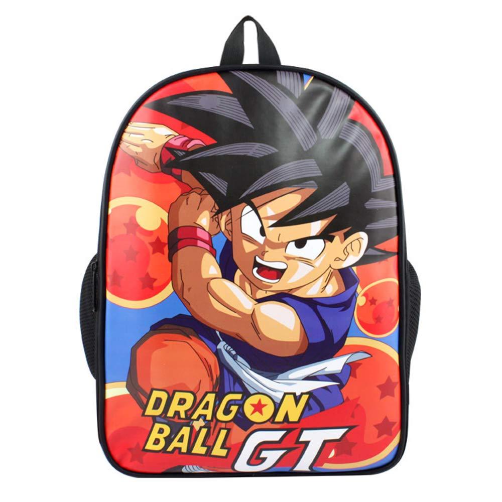 Dragon Ball Casual Impreso Mochilas Escolares para Mujeres y Hombres Popular de Mochila para Mochila de Estudiante Mochilas Escolares Mochila Infantil: ...