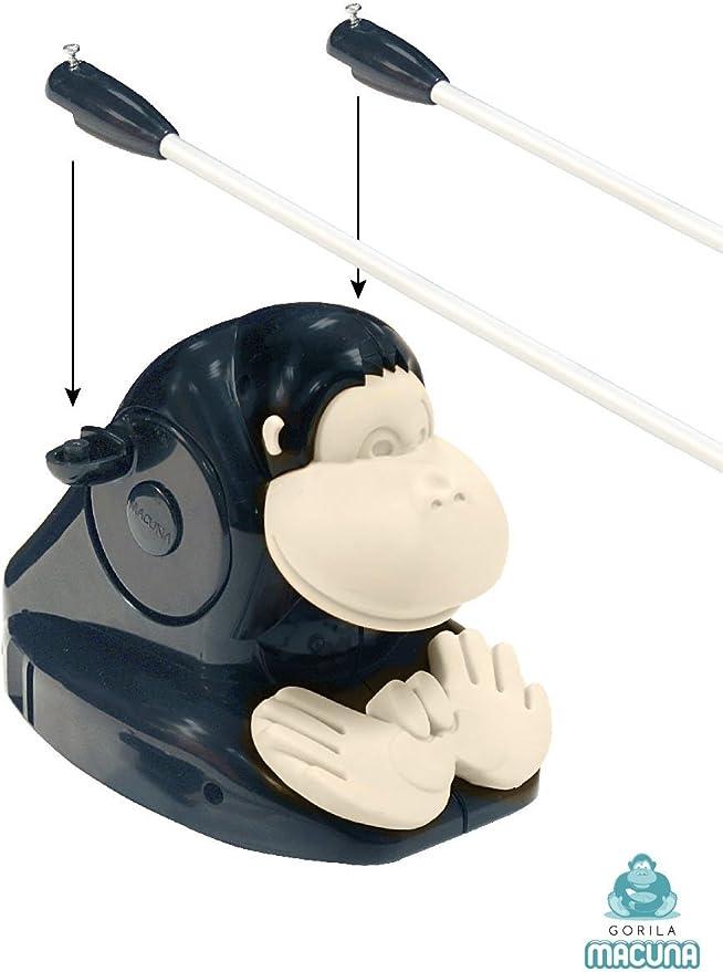 Gorila Macuna y Banana escucha bebes: Amazon.es: Bebé