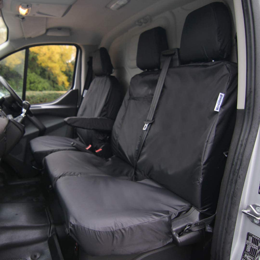 Tailored Fit Waterproof Seat Cover Co 1-WSC5101 Ford Transit Custom Vehicle Seat Covers