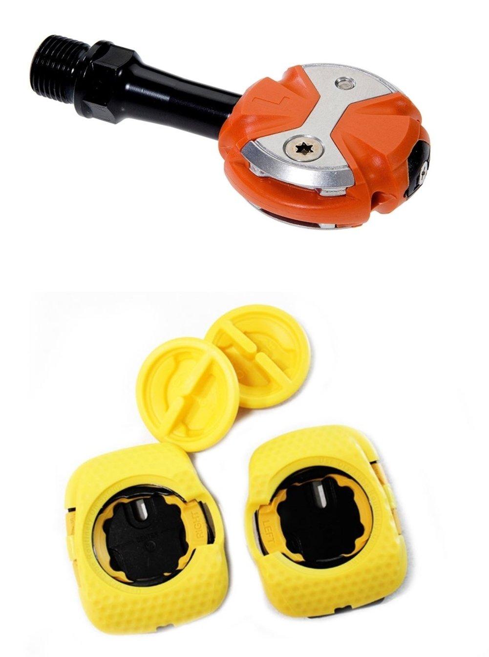 SPEEDPLAY(スピードプレイ) ZERO(ゼロ) クロモリペダル 限定オレンジ ウォーカブルクリートセット 0905-02-61255   B01N5EV7NY