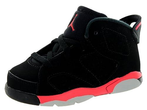 Nike Jordan 6 Retro BT, Zapatos de Primeros Pasos para Bebés: Amazon.es: Zapatos y complementos