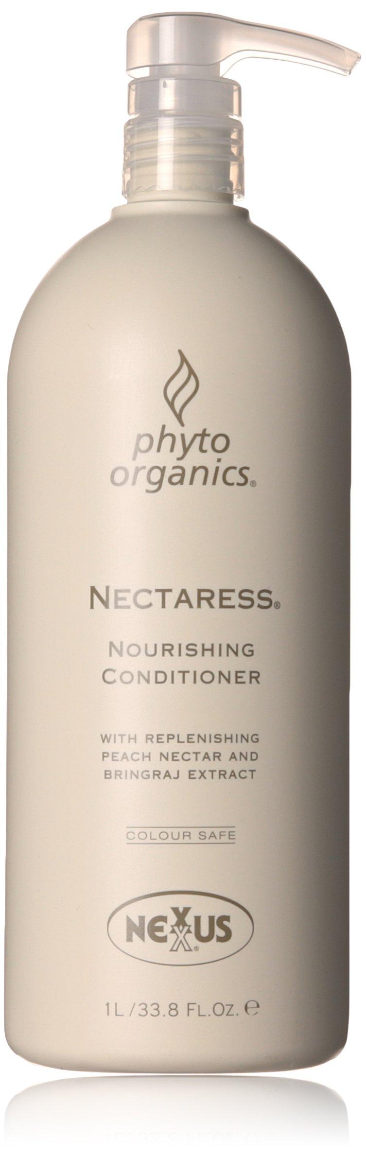 Nexxus Phyto Organics Nectaress Nourishing Conditioner, 33.8 Ounce