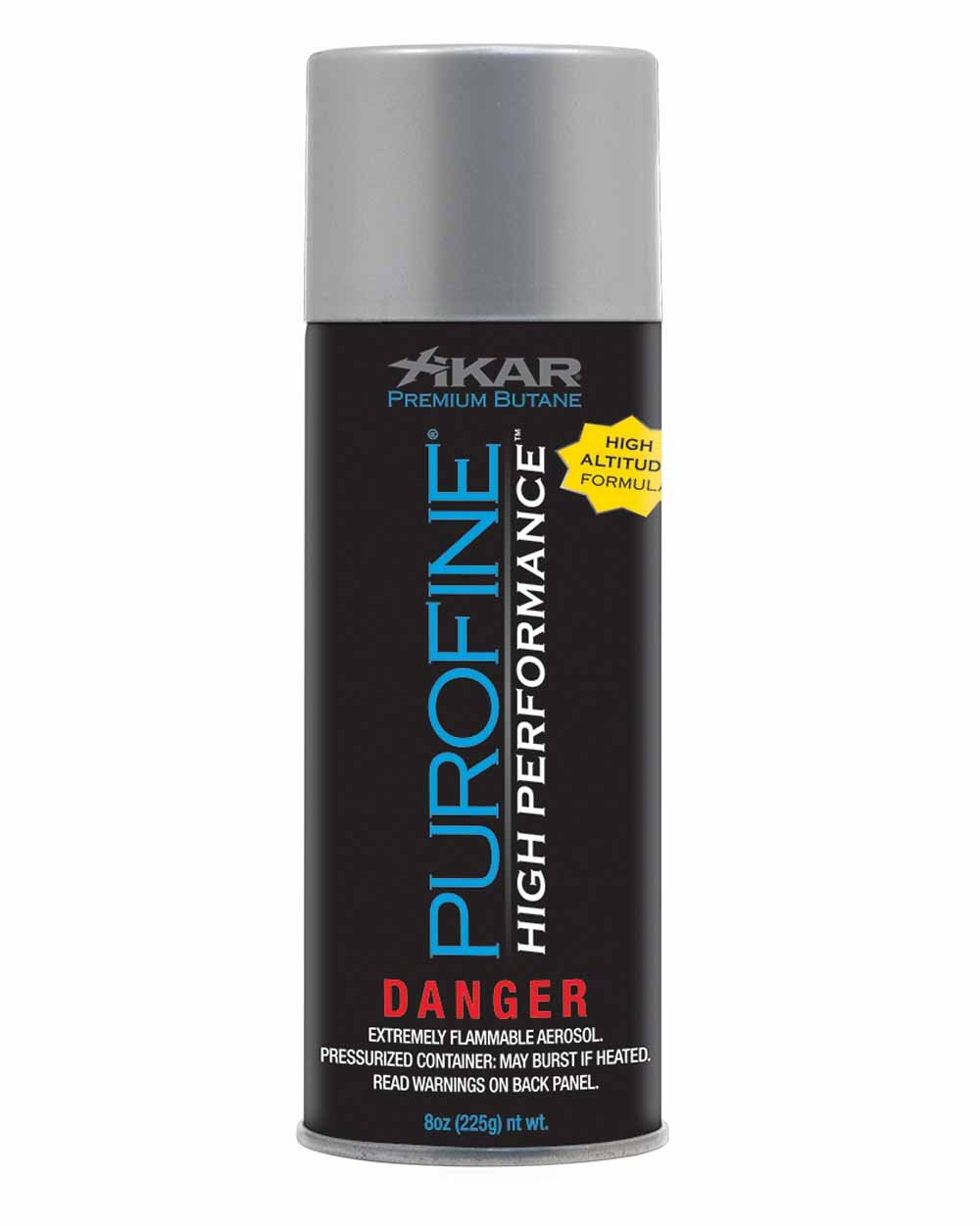 Premium Butane Lighter Fuel Refill High Performance High Altitude 225g Canister XiKAR