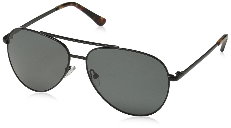 b1b29c854b3 Amazon.com  Obsidian Sunglasses for Women or Men Polarized Aviator Frame  01
