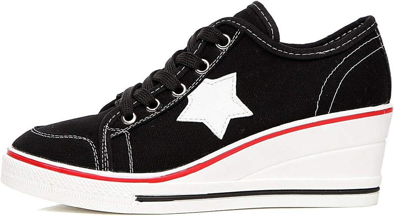 ACE SHOCK Women Wedge Sneakers Low