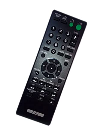 amazon com replaced remote control compatible for sony dvp ns710h b rh amazon com sony dvd player dvp-ns710h manual CD DVD Player