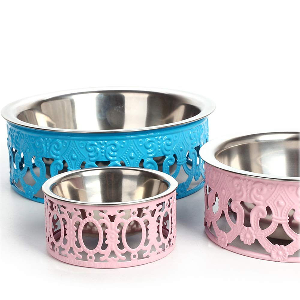 2pcs Set Stainless Steel, The Bowl is Made of 100% Food Grade Material Which is Safe, Health