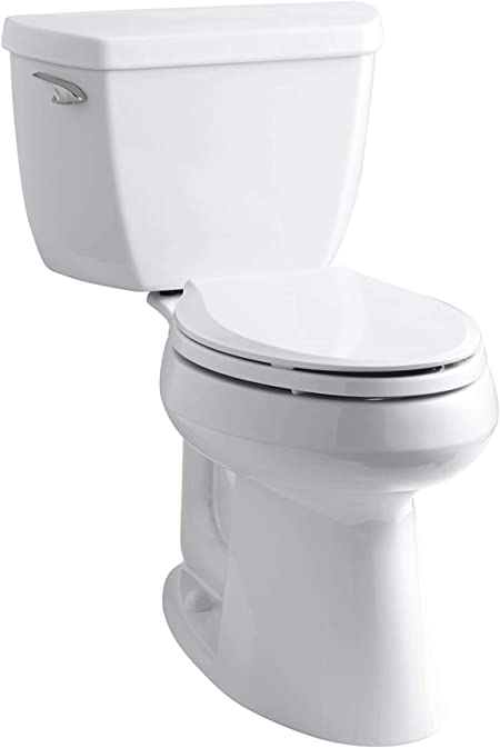 great deals separation shoes classic fit Kohler 528554 K-3713-0 Toilet, One Size, White