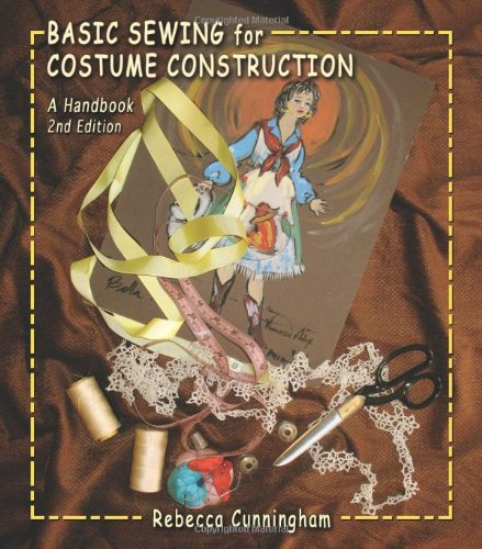 Basic Sewing for Costume Construction: A Handbook, Second Edition by Brand: Waveland Pr Inc