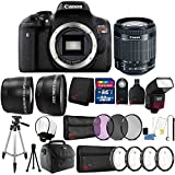 Canon EOS Rebel T6i DSLR Camera with 18-55mm Lens and Accessories