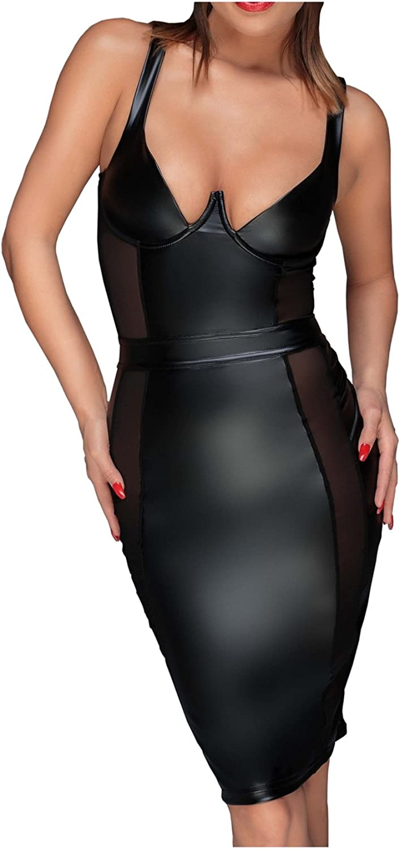 Noir Handmade Womens Tulle Mini Dress from Powerwetlook
