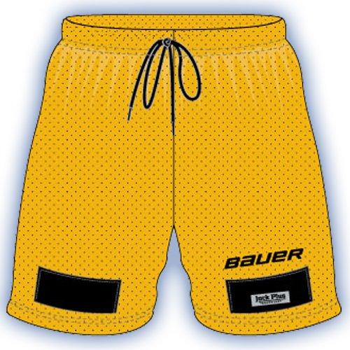 Bauer Basic Mesh Senior Hockey Jock Size XX (Bauer Mesh)