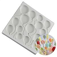 HENGSONG Silicone Balloons Fondant Cake Sugarcraft Chocolate Decorating Mold Baking Tools