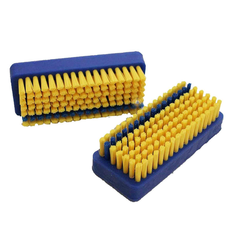 SIDCO ® 2 x Handwerkerbürste Waschbürste Nagelbürste Handwaschbürste ...