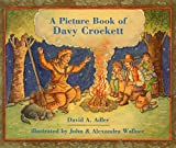 img - for A Picture Book of Davy Crockett (Picture Book Biography) book / textbook / text book