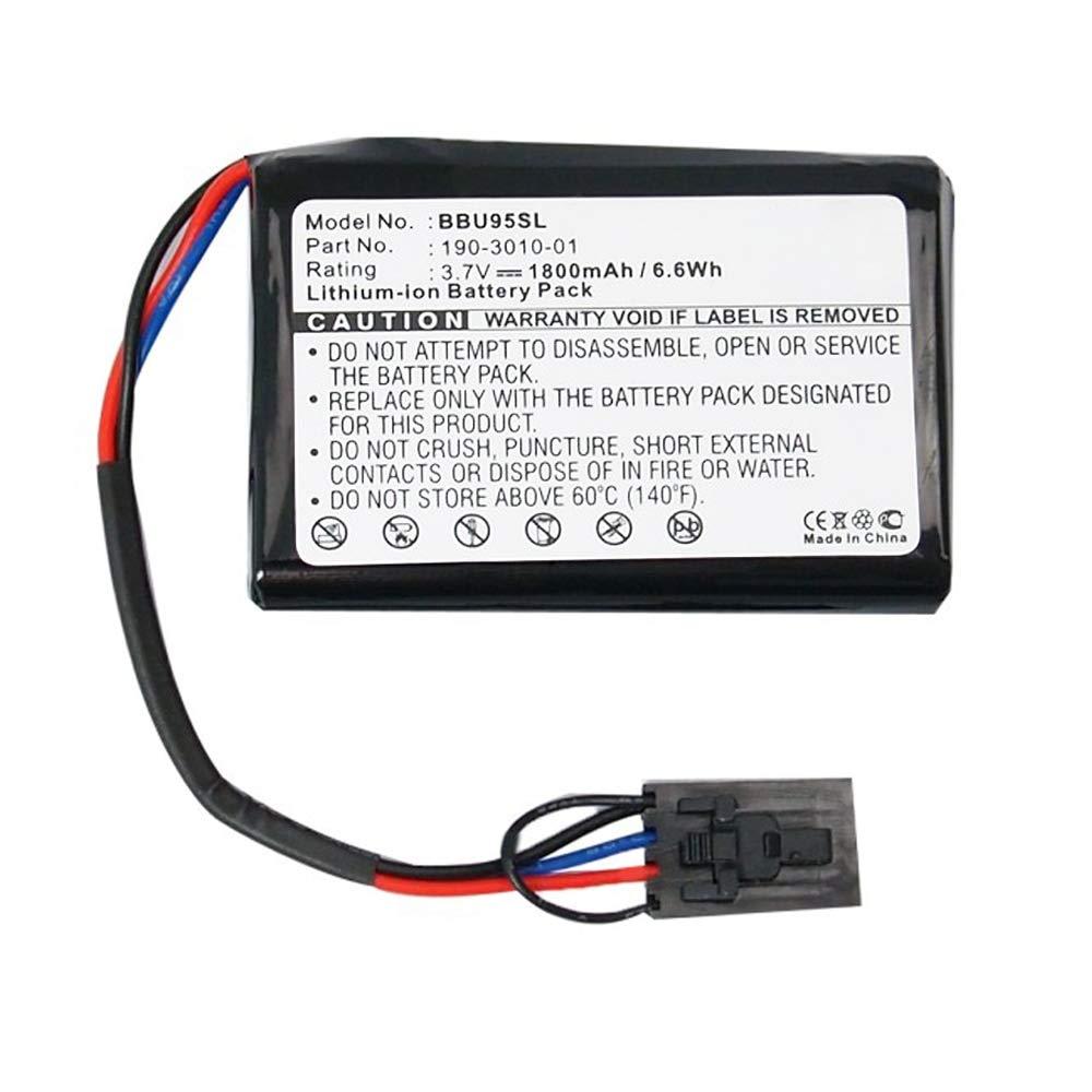 BBU-95 subtel/® Bater/ía Premium Compatible con 3ware 9500 9650SE BBU-03 190-3010-01 1800mAh bateria Repuesto Pila
