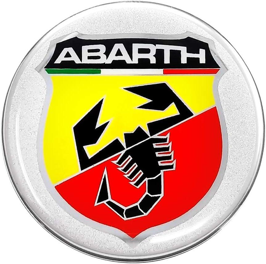 Abarth 21536 3D Aufkleber 21 mm