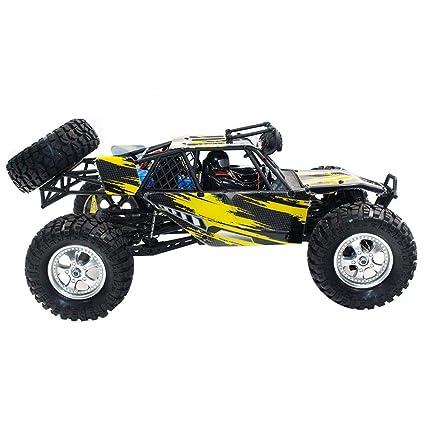Zhichu 12895 RC - Juguetes para Auto a Control Remoto, camión Monstruo, vehículo eléctrico
