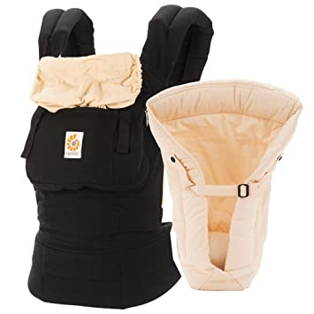5cdbfb1da98 Image Unavailable. Image not available for. Color  Ergobaby Bundle of Joy  Carrier   Insert ...