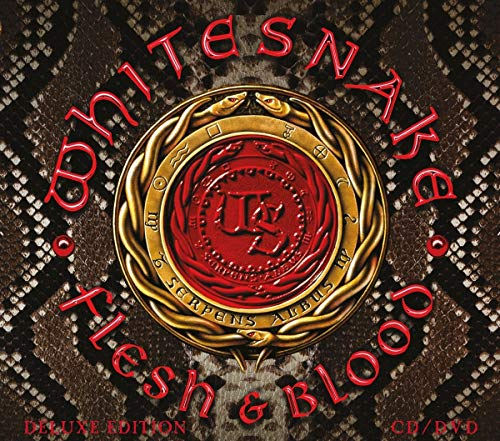 Flesh & Blood [Deluxe Ed.]