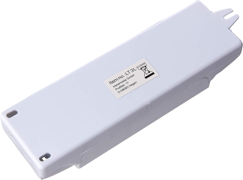 Transformador el/éctrico Transmedia hal/ógeno, 230 V a 12 V, 50-150 W con protecci/ón de sobrecarga y control de temperatura