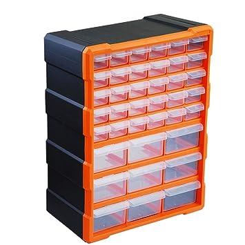 39 Multi cajón gabinete de almacenamiento organizador topind soporte de pared Hardware Gabinete de almacenamiento de