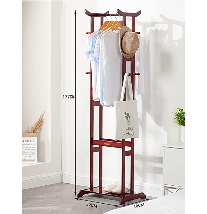 Amazon.com: Wall CR Coat Racks Coat Rack Wood Coat Rack ...
