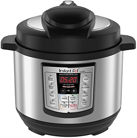 Slow Cooker NEW DUO mini 3-Quart 7-in-1 Multi-Use Programmable Pressure Cooker