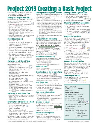 download microsoft project 2013 quick reference guide