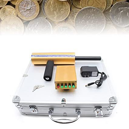 Amazon.com : 3D Metal Detector, Diamond Detecting Machine AKS Handhold Pro. 3D Metal/Gold Detector Long Range Diamond Finder Detector (with Battery) ...