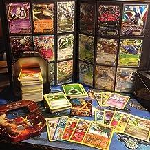 Pokemon 300 Random Card Lot w/ Random Tin (1 EX, 3 Holo Rare, 5 Rares, Coin, 3 Codes)