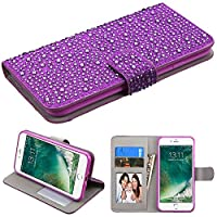 Asmyna Cell Phone Case for Apple iPhone 7 - Purple
