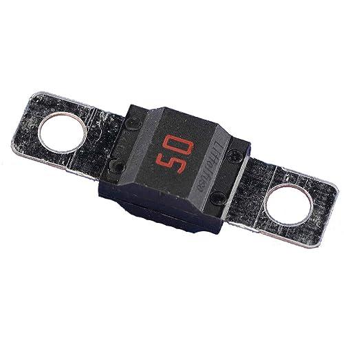 fuse amp 50 dc go 50amp amazon wire ezgo gauge powerwise