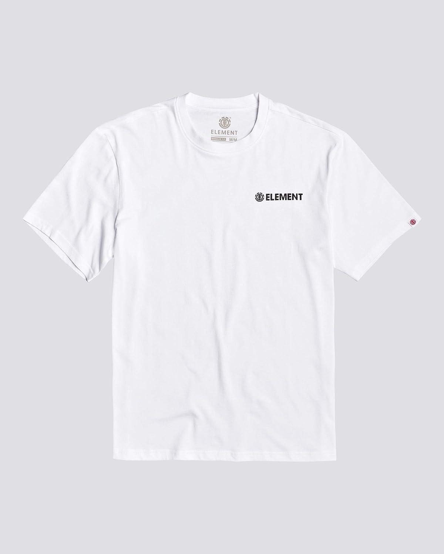 Element Camiseta Blazin Chest - Algodón Hombre Talla: Medium: Amazon.es: Ropa y accesorios