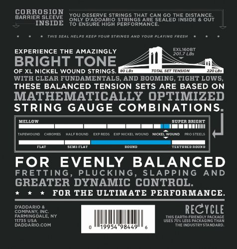 Buy electric bass strings