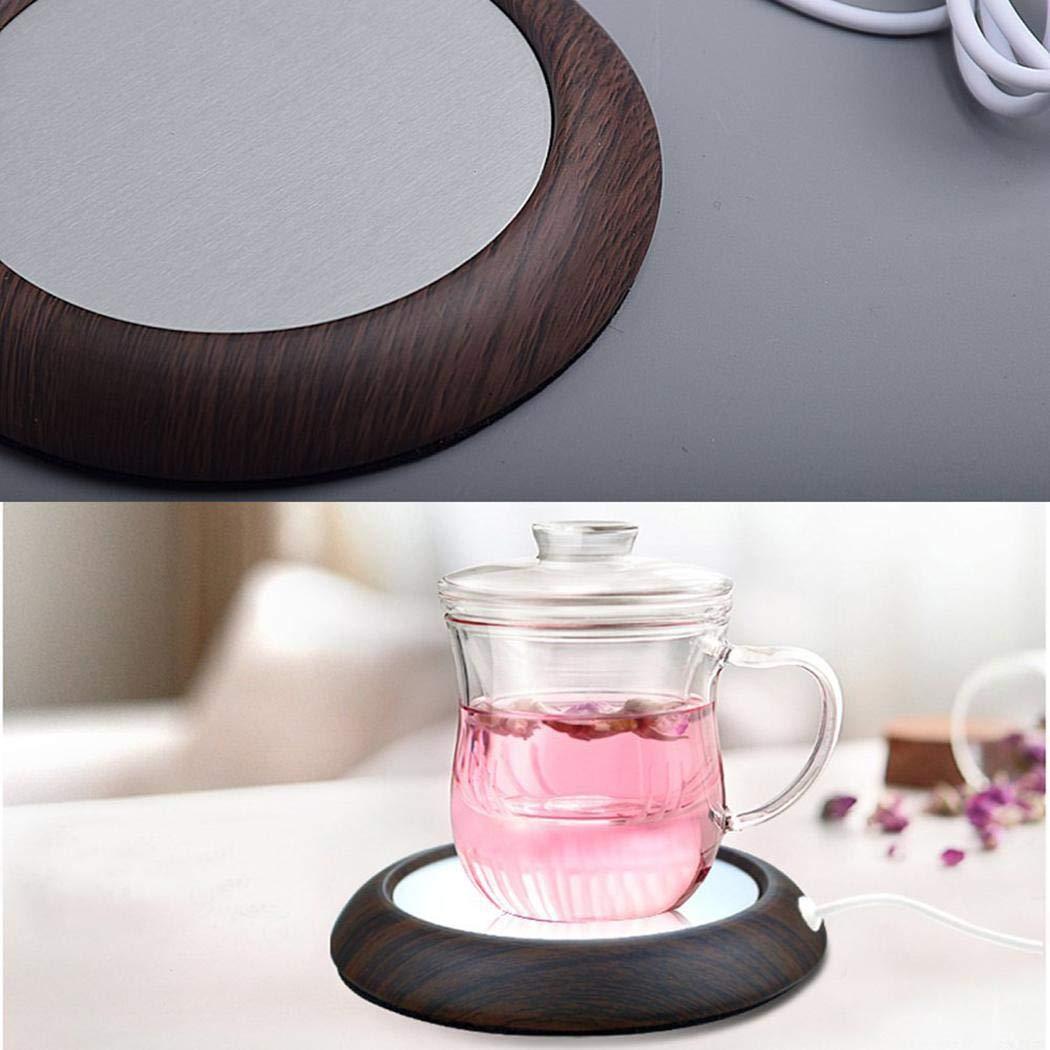 Weardear Smart Office Desk Use Coffee Mug Warmer Plate Beverage Warmers