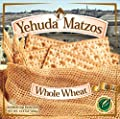 Yehuda Whole Wheat Matzo 10.5oz (5 Pack) Great Value! by Yehuda