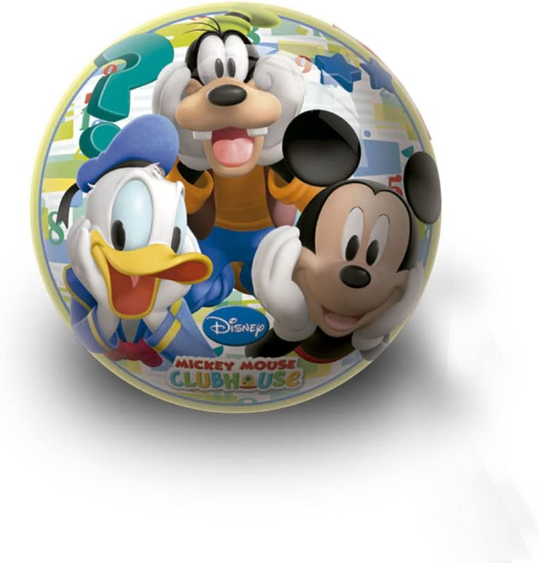 Mondo- Club House Mickey Pelota (1109): Amazon.es: Juguetes y juegos