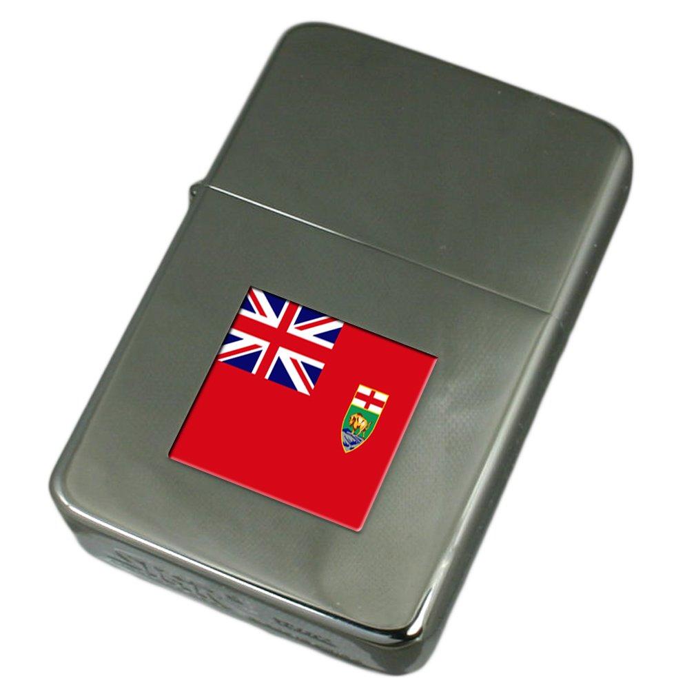 刻印された軽量のマニトバ州の旗   B078YCJNZ6